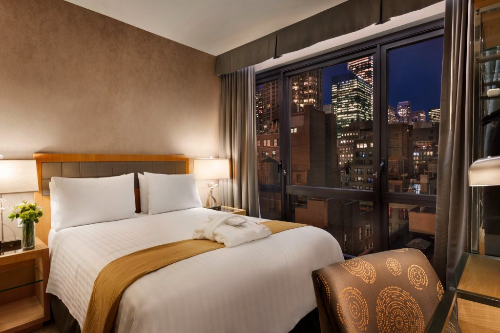 Executive Hotel Le Soleil's Guide to Valentines Day in New York City